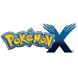 Nintendo POKE'MON X