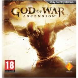 Sony GOD OF WAR ASCENSION