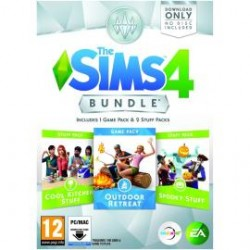 Electronic Arts THE SIMS 4 BUNDLE PACK 3