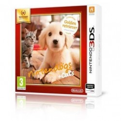 Nintendo NINTENDOGS + CATSGOLDEN RETRIVER SELECT