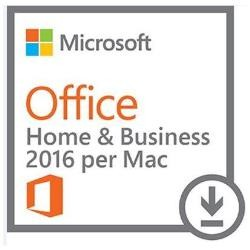Microsoft Office Mac Home and Business 2016 PKL Online Eurozone DwnLd-ESD